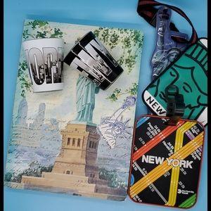 NEW YORK• travel pack for New York lovers! Bundle!